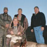 Mule deer hunt in Eastern Montana
