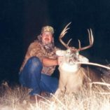 Whitetail hunt after dark